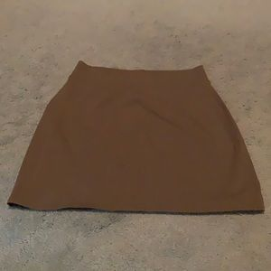 Athleta Tan Skirt